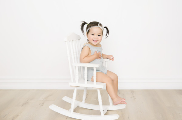 children's photo of Lucy at Milk Photography studio by our Auckland child photographer